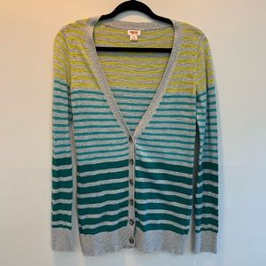 MOSSIMO striped sweater